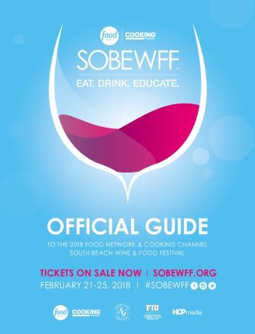 SOBEWFF Guide 2018