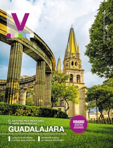 V de Volaris August 2018