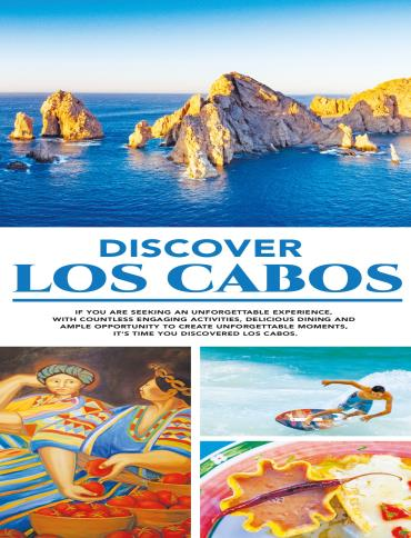 Discover Los Cabos Insert