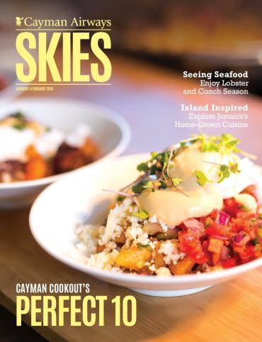 Cayman Airways Skies Jan.-Feb. 2018 Edition