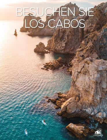 Visit Los Cabos - 2018 German Version