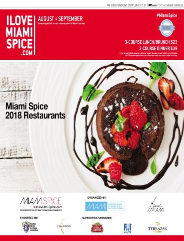 Miami Spice Guide 2018