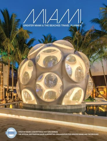 The Greater Miami and the Beaches Travel Planner 2018