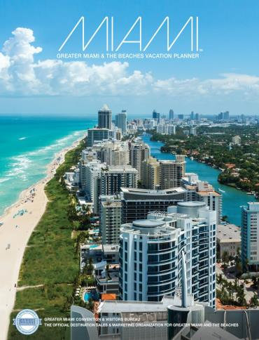 The Greater Miami and the Beaches Vacation Planner 2018
