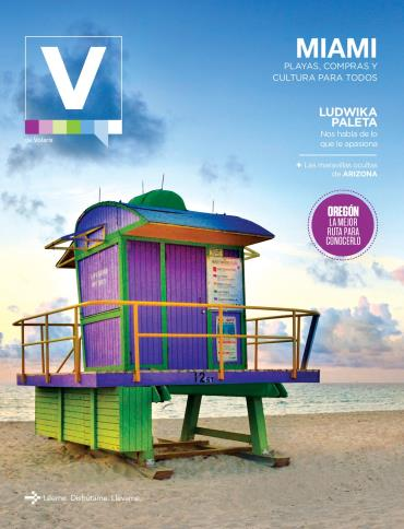 V de Volaris April 2018