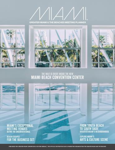 The Greater Miami and the Beaches Meeting Planner 2018
