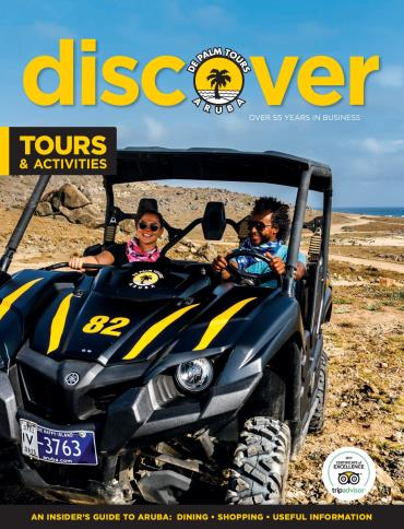 DePalm Tours: Discover, Aruba's Tours and Activities Guide