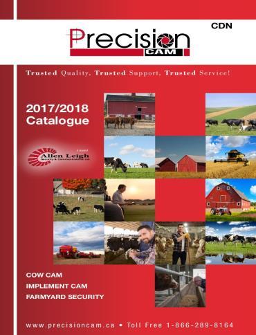 2018 Precision Cam Catalogue