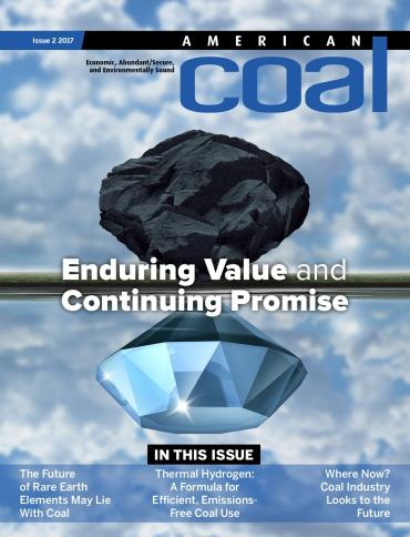 American Coal Issue 2, 2017
