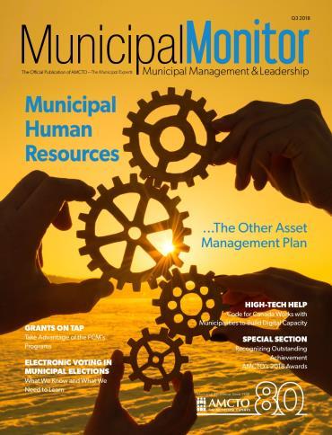 Municipal Monitor Q3 2018