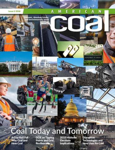 American Coal - Issue 2, 2018
