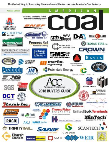 American Coal Buyers' Guide