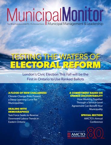 Municipal Monitor Q1 2018