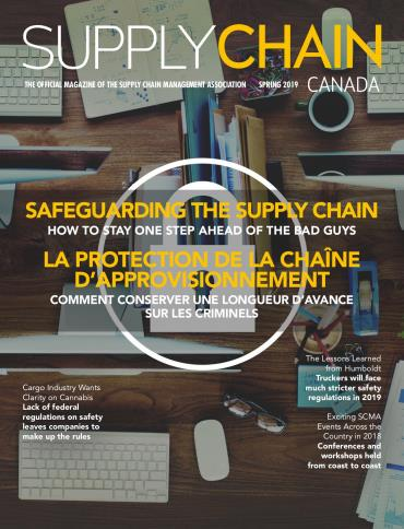Supply Chain Canada Spring 2019