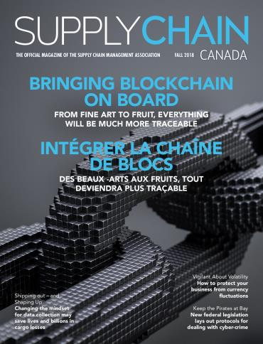 Supply Chain Canada Fall 2018