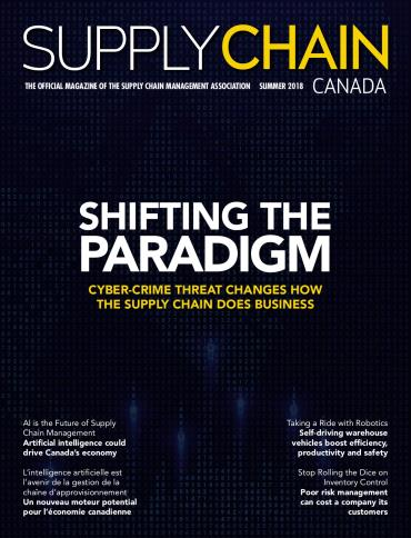 Supply Chain Canada Summer 2018