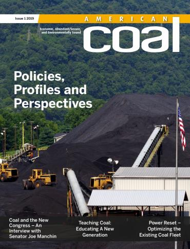 American Coal - Issue 1, 2019