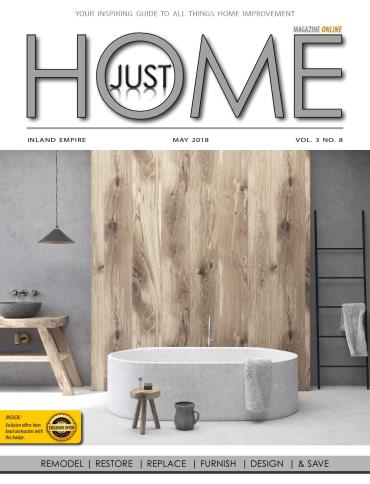Just Home IE May 2018