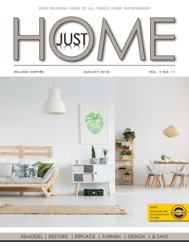 Just Home IE August 2018