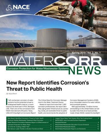 WaterCorr News