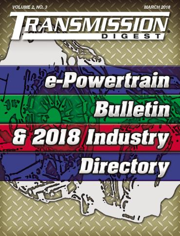 e-Powertrain Bulletin and 2018 Industry Directory