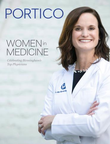 Portico Magazine's Women in Medicine