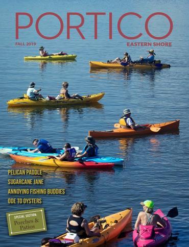 Portico Eastern Shore