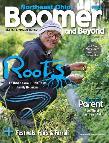Northeast Ohio Boomer magazine