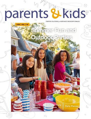 Parents & Kids Northeast MS