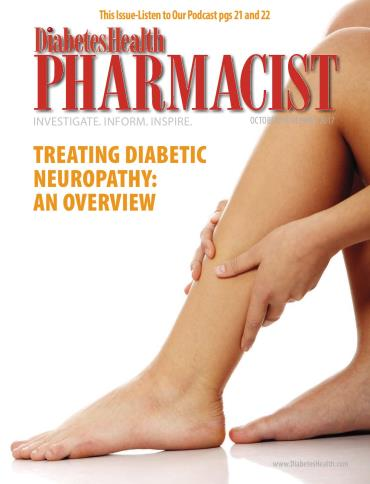 Diabetes Health Pharmacist