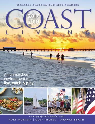 Coast Living Magazine