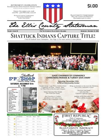 Ellis County Statesman