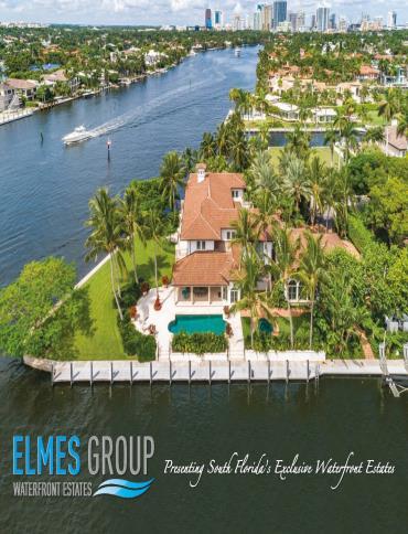 Tim Elmes Group - South Florida's Exclusive Waterfront Estates 2017