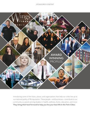2019 Award Profiles Flipbook