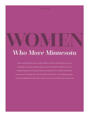Women Who Move MN