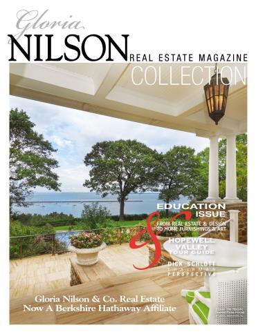 Gloria Nilson Magazine