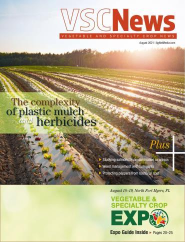 Vegetable & Specialty Crop News magazine