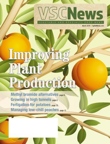 Vegetable And Specialty Crop News