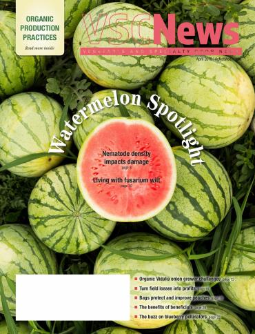 Vegetable & Specialty Crop News