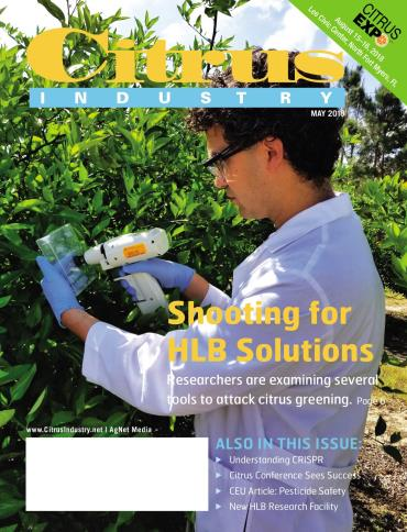 Citrus Industry magazine Digital Edition