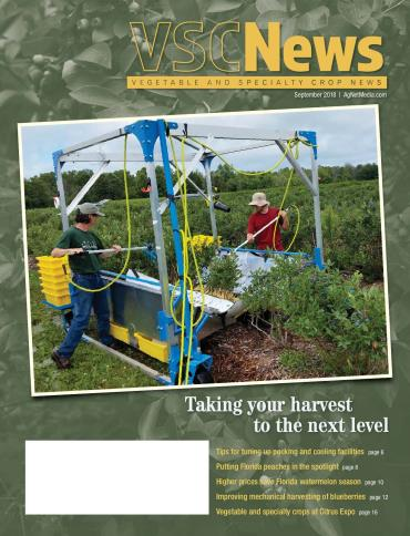 Vegetable & Specialty Crop News Magazine Digital Edition