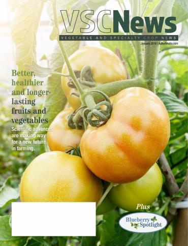 Vegitable and Special Crop News