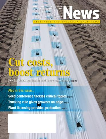 Vegetable And Specialty Crop News Digital Edition