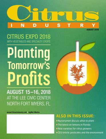 Citrus Industry magazine Digital Edition