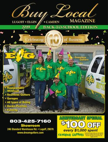Lugoff Elgin Camden Buy Local Magazine