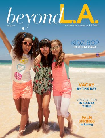 L.A. Parent's Beyond L.A. Travel Guide